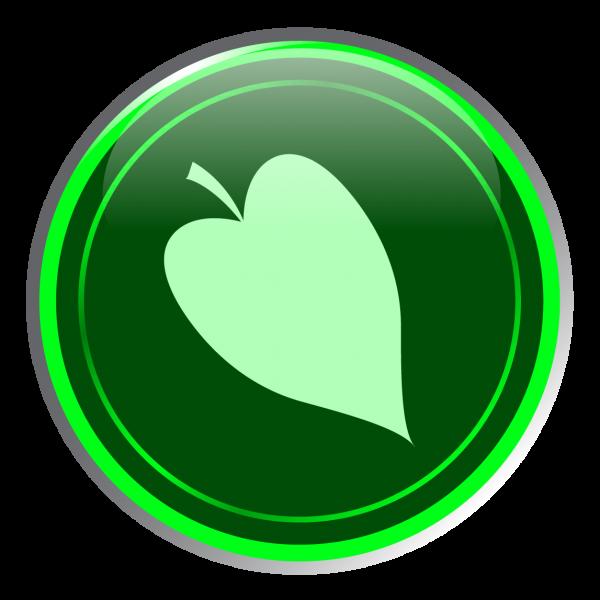 Earth Scroll Element Emblem
